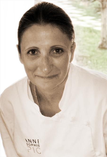 chef anne sophie pic maison pic valence fine traveling. Black Bedroom Furniture Sets. Home Design Ideas