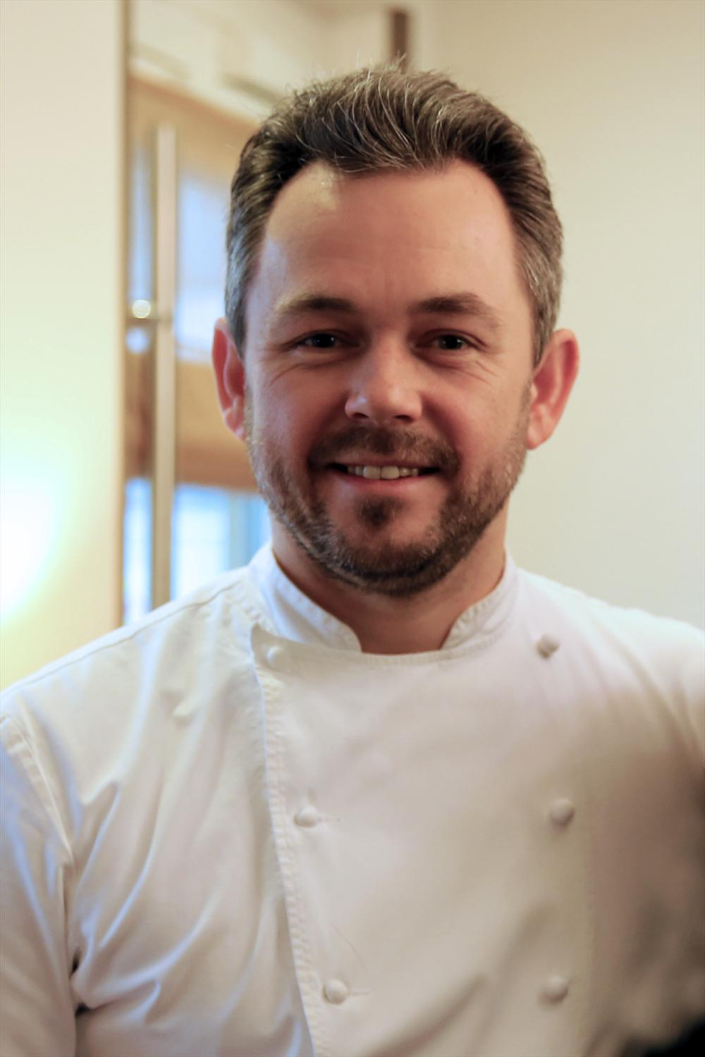 Chef David Tarnowski, Le Montagne (closed), Chardonne - Fine Traveling