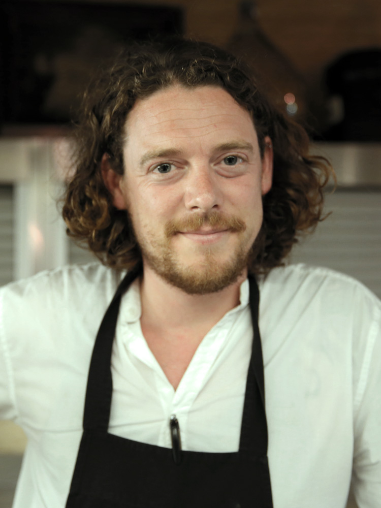 Chef Kobe Desramaults, In de Wulf, Heuvelland - Fine Traveling