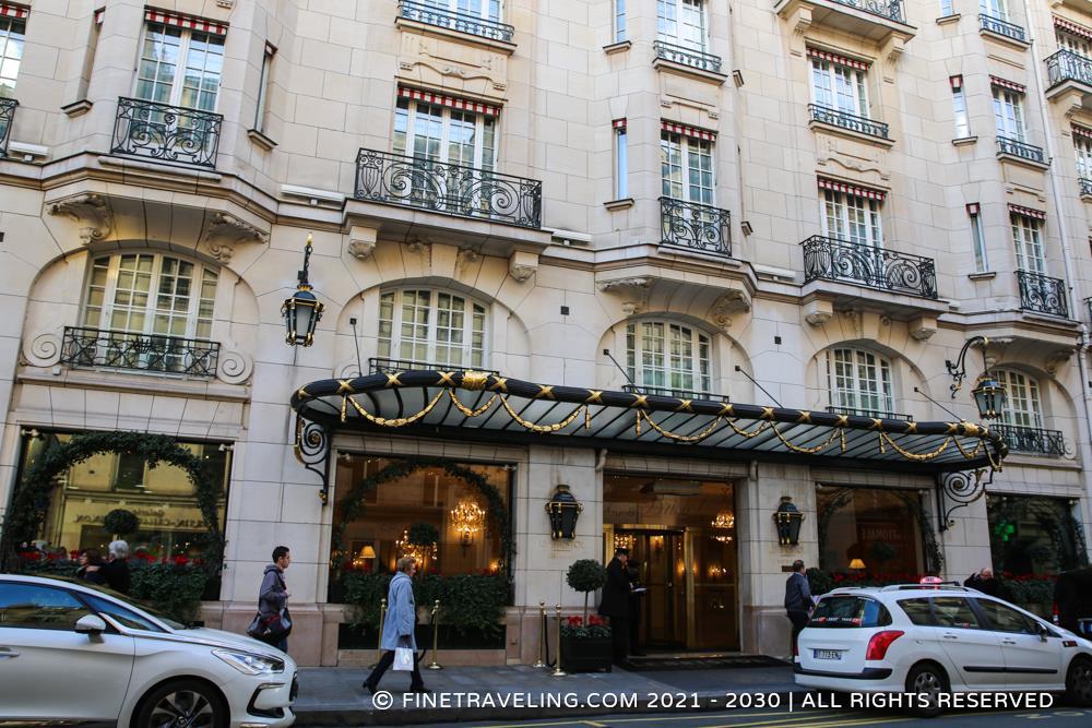 le bristol paris paris hotel reviews fine traveling. Black Bedroom Furniture Sets. Home Design Ideas
