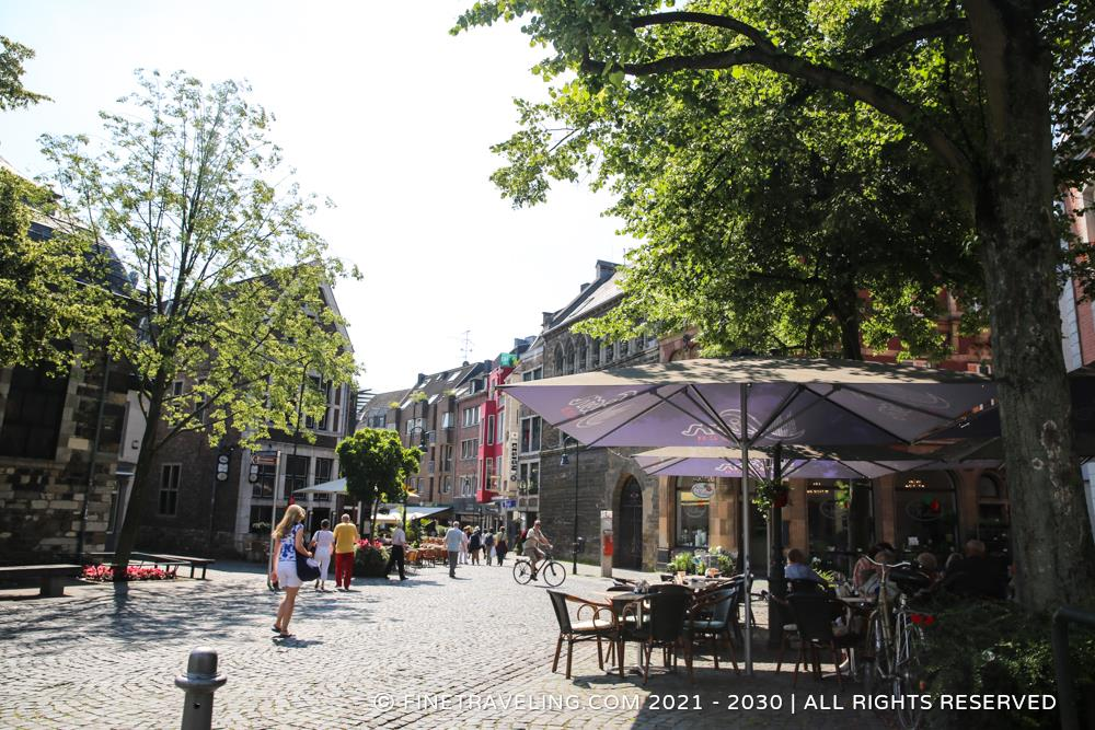 Aachen Center Things to do in Aachen Fine Traveling