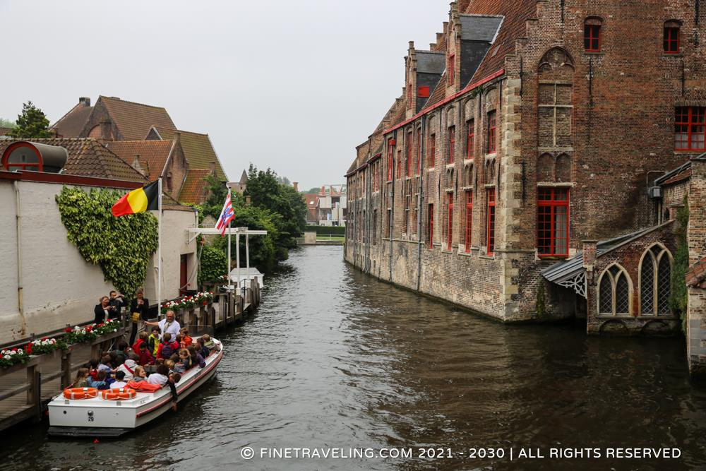 City Tour Canal