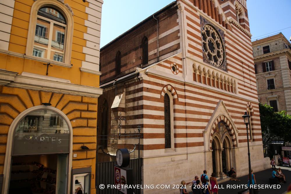 Chiesa di san paolo dentro le mura things to do in rome for Dentro le mura