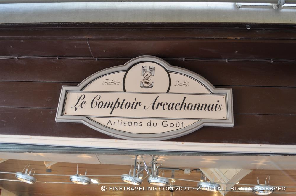 le comptoir arcachonnais things to do in arcachon fine traveling. Black Bedroom Furniture Sets. Home Design Ideas
