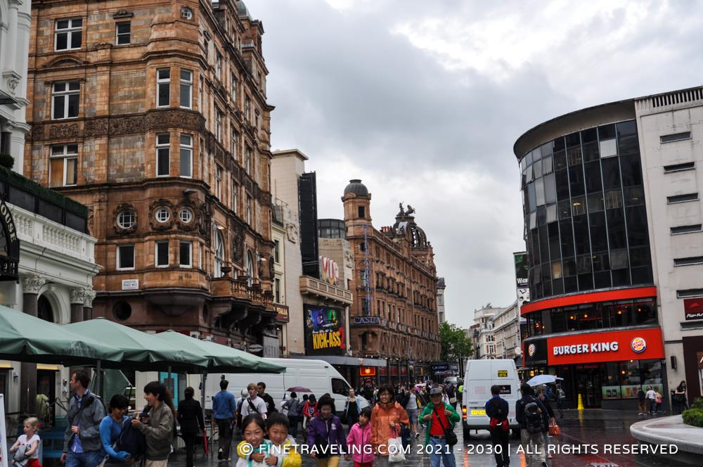 Leicester Square - Thi...