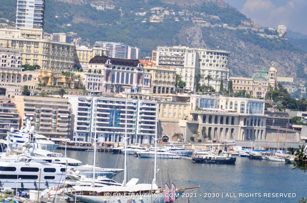monte carlo harbor port hercule things to do in monte carlo fine traveling. Black Bedroom Furniture Sets. Home Design Ideas