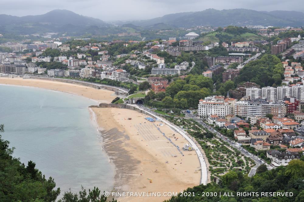 Ondarreta Beach Things To Do In Donostia San Sebastian