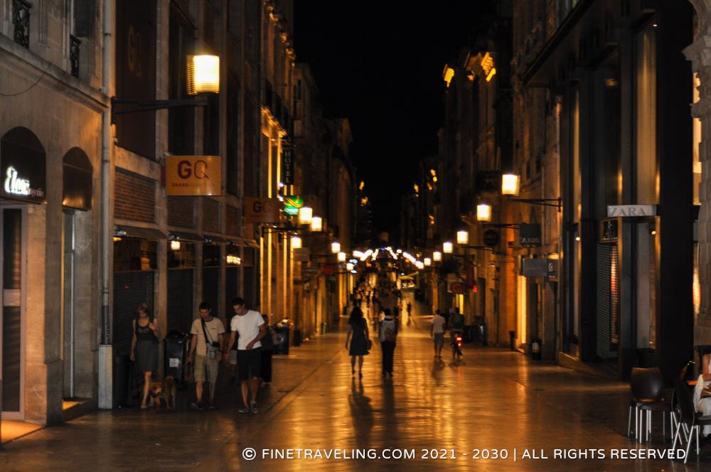Rue sainte catherine things to do in bordeaux fine for Hotel rue lafaurie monbadon bordeaux