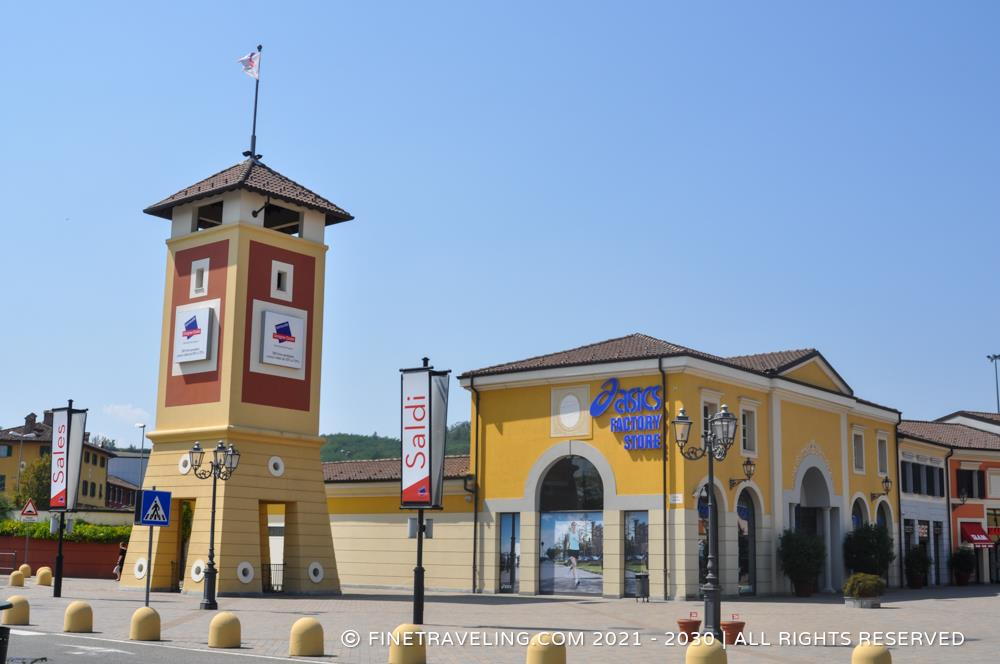 Serravalle designer outlet things to do in serravalle for Serravalle designer outlet