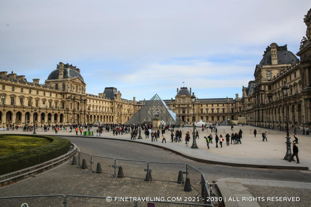 The Louvre - Things to do in Paris - Fine Traveling