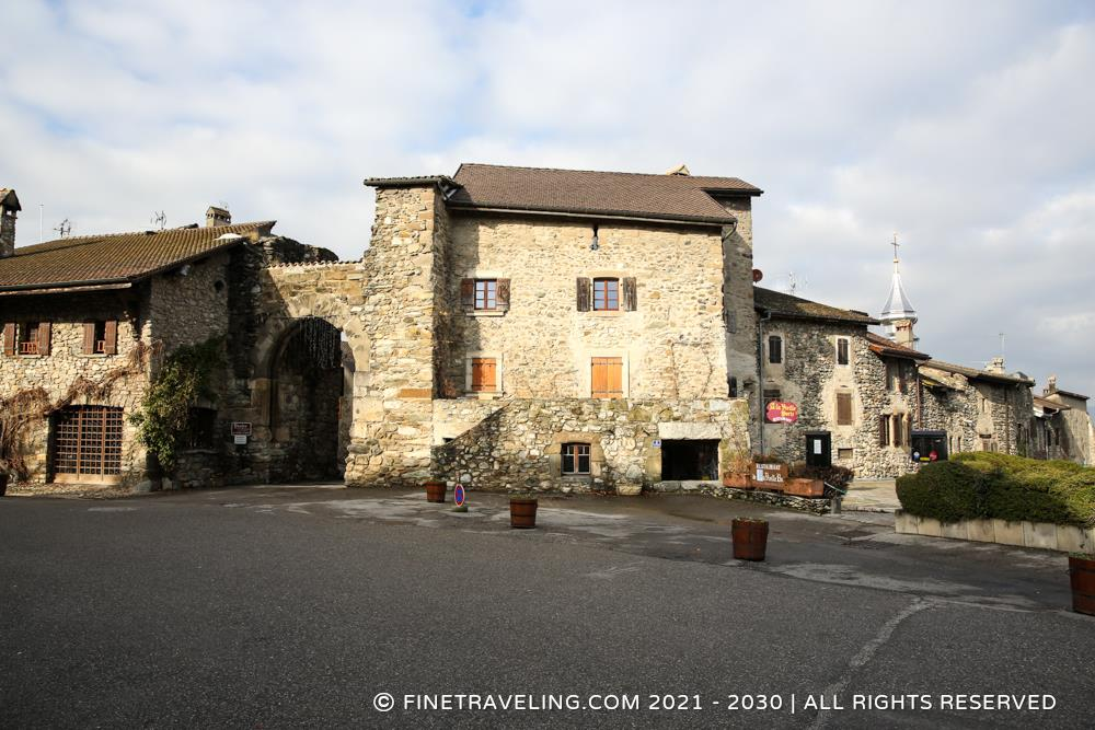 Hotels In Yvoire France