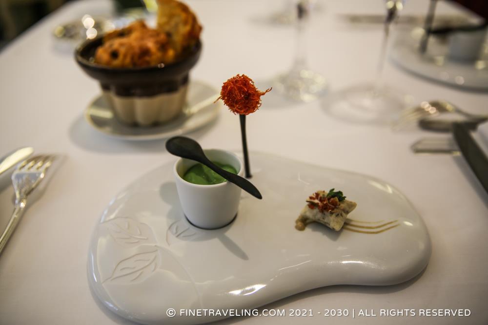 Epicure le Bristol, Paris - Restaurant Reviews - Fine Traveling
