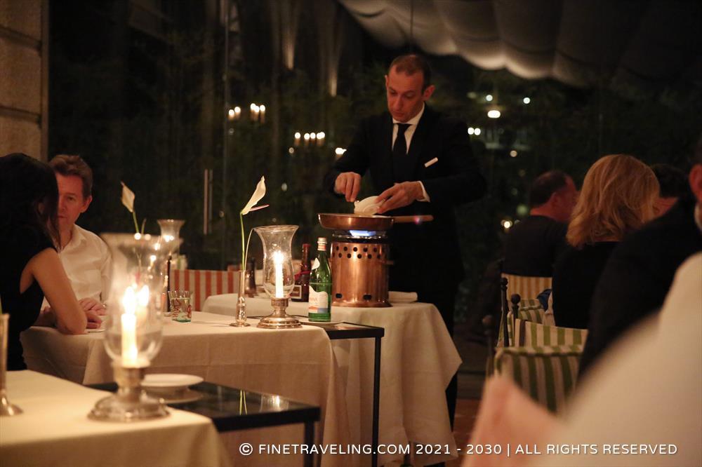 La Terraza Restaurant At Grand Hotel Tremezzo Tremezzo