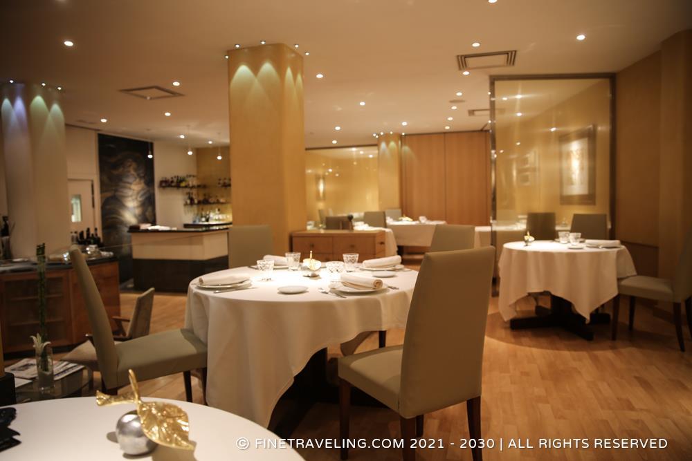 Massana girona restaurant reviews fine traveling - Massana restaurant girona ...