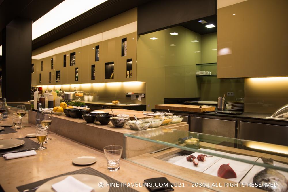 Nu girona restaurant reviews fine traveling - Restaurante nu girona ...