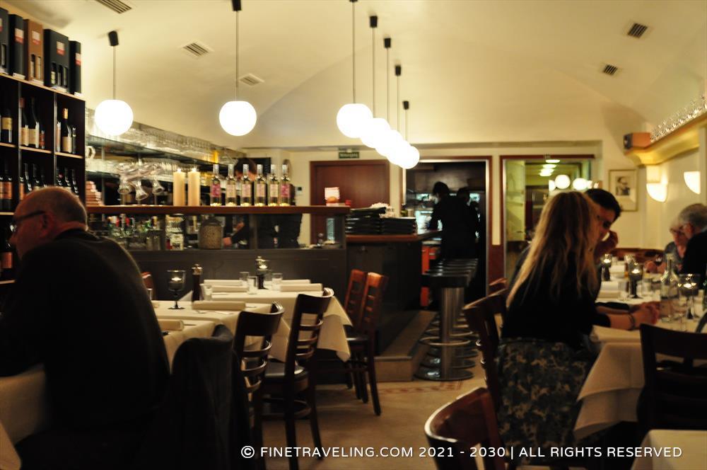 ottenthal berlin restaurant reviews fine traveling. Black Bedroom Furniture Sets. Home Design Ideas