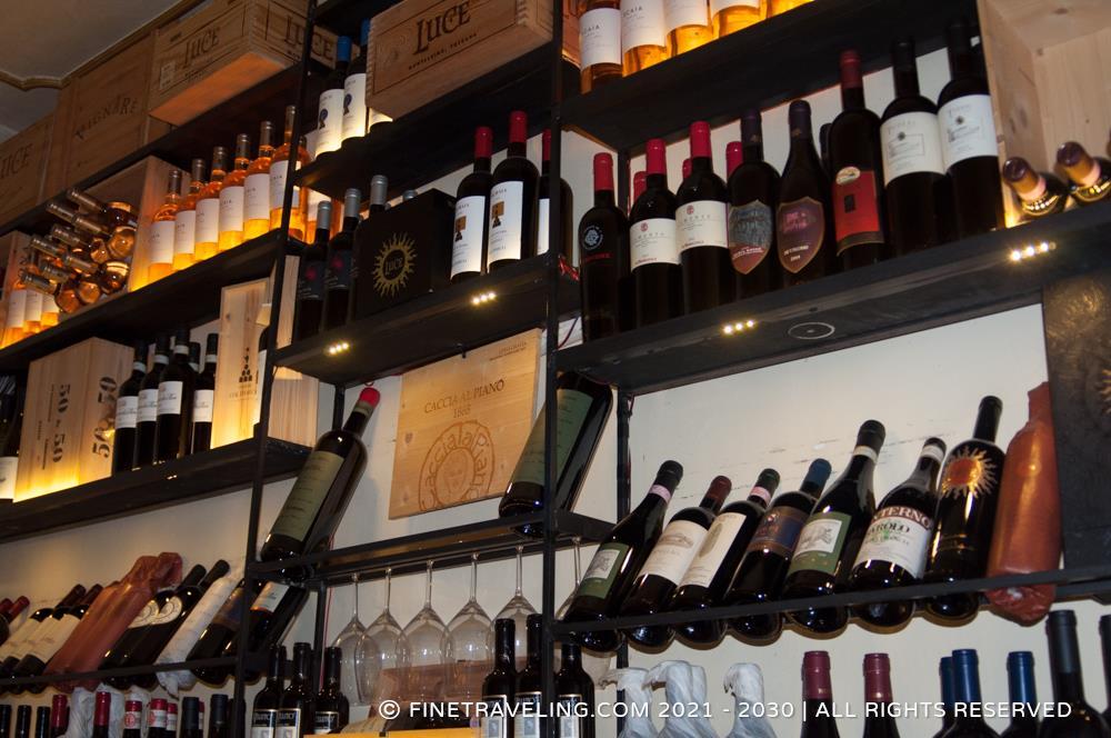 Restaurant ristorante ad hoc rome - Italian ad hoc interviste ...