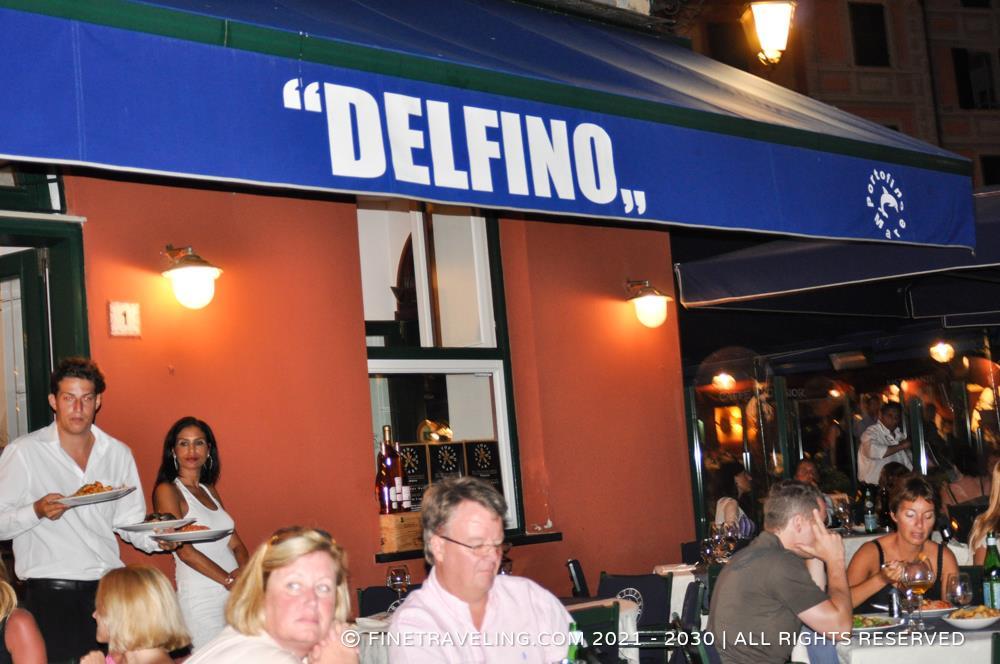 Restaurant ristorante delfino portofino www for Restaurant italien 95