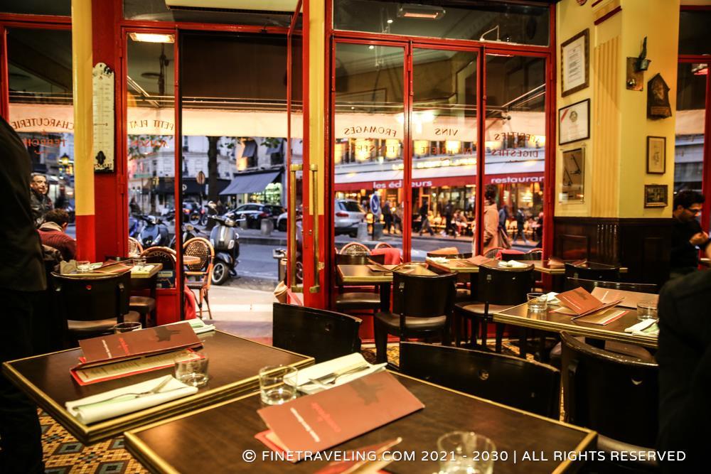 le comptoir paris restaurant reviews fine traveling. Black Bedroom Furniture Sets. Home Design Ideas